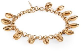 Isabel Marant Amer Cowrie Shell Bracelet
