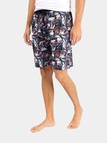 Burton Burton Star Wars Blue Print Lounge Shorts