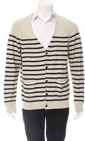 Rag & Bone Striped Wool-Blend Cardigan
