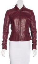 Derek Lam 10 Crosby Leather Jacket