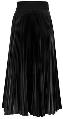 Fendi Pleated long skirt