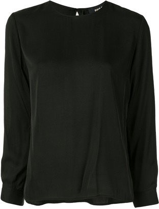 Paule Ka Long Sleeve Blouse