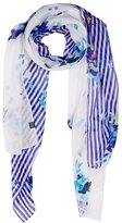 Joules Wensley Long Line Woven Scarf