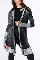 Blanc Noir Huntress Cardigan Sweater