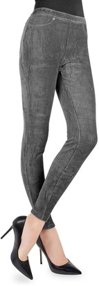 Me Moi Wide Wale Corduroy Leggings