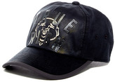 True Religion Buddha Push Baseball Cap