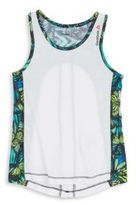 Reebok Girl's Printed Tank Top