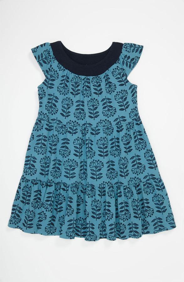 Tea Collection 'Mini Twirl' Dress (Little Girls & Big Girls)