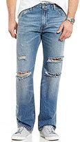 Levi's s 569 TM Loose Straight-Fit Destructed Jeans