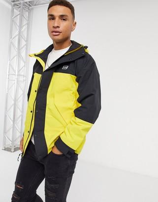 Levi's lightweight sport parka jacket in lemon