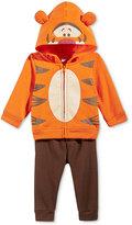 Nannette Baby Boys' 2-Pc. Tigger Zip-Up Hoodie & Pants Set