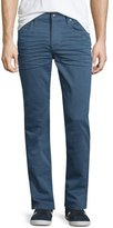 Joe's Jeans Brixton Stone Resin Denim Jeans, Blue