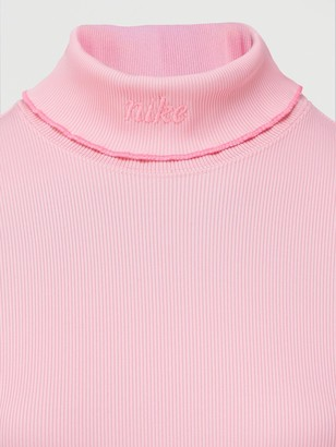 Nike NSWFemme Long SleeveTop - Pink