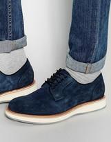 Aldo Dobson Suede Derby Shoes