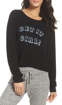 Make + Model Women's Cozy Crew Lounge Sweater