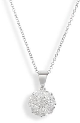 Bony Levy Mika Diamond Pave Pendant Necklace