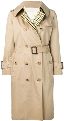 MACKINTOSH Honey Colour Block Trench Coat LM-062BS/CB