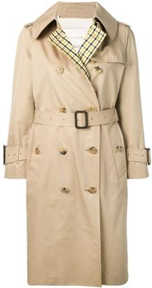 MACKINTOSH Honey Colour Block Trench Coat LM-062BS/CB