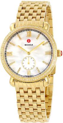Michele Women's Gracile Diamond Watch