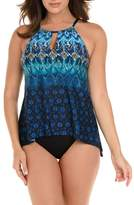 Miraclesuit R) Sunset Cay Tankini Top