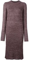 Isabel Marant 'Dakota' dress - women - Linen/Flax/Polyamide/Viscose/Wool - 40