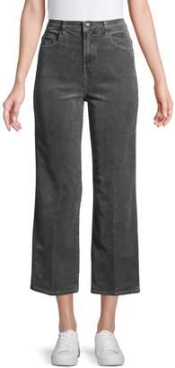 J Brand Joan High-Rise Crop Jeans