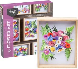 Your Own Craft Crush Do Flower Art Kit