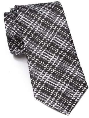 Ben Sherman Oneal Plaid Silk Tie