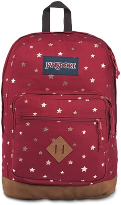 JanSport City View Remix Star Print Backpack