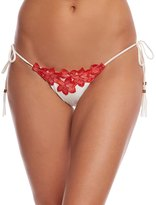 Blue Life Swimwear Boho Tie Side Bikini Bottom 8149762