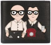 Dolce & Gabbana Designers patch wallet
