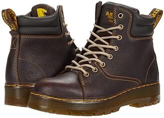 Dr. Martens Work Gilbreth ST (Teak Industrial Bear) Women's Boots