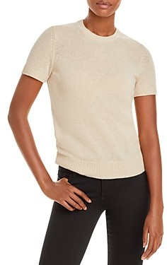Theory Featherweight Cashmere Tee