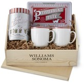 Williams-Sonoma Williams Sonoma Peppermint Bark Gift Crate