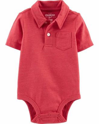 Osh Kosh OshKosh Baby Boys Polo Bodysuit
