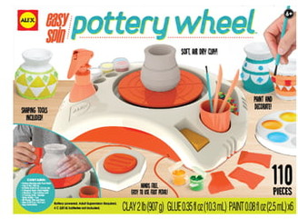 Alex Artist Studio Easy Spin Pottery Wheel