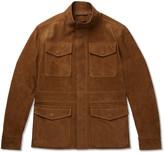Ermenegildo Zegna Nubuck Jacket