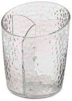 InterDesign Inc Clear Rain Cosmetic Cup