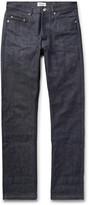 A.P.C. Standard Dry Selvedge Denim Jeans