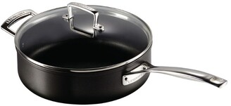 Le Creuset Saute Pan And Glass Lid (27Cm)
