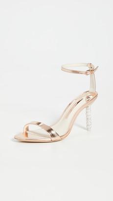 Sophia Webster Haley Crystal Mid Sandals
