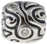 Pandora Charm - Sterling Silver and Zirconia