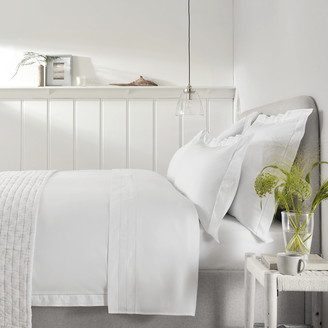 The White Company Camille 200 Thread Count Flat Sheet