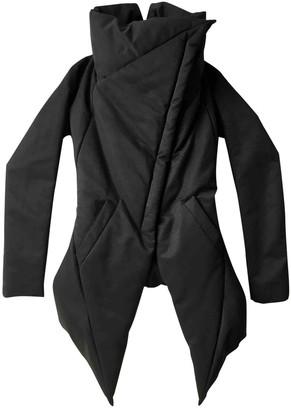 Gareth Pugh Black Coat for Women