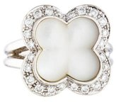 Mauboussin Diamond Clover Ring