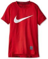 Nike Cool HBR Compression S/S Youth (Little Kids/Big Kids)