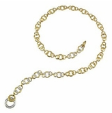 Torrini Romance - 18K Gold and Diamonds Necklace