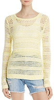 Soft Joie Akemi Openwork Sweater