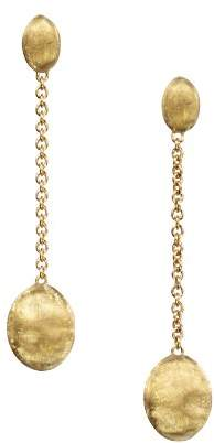 "Marco Bicego Siviglia Collection"" Gold Drop Earrings"