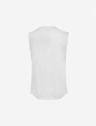 AllSaints Vision cotton-jersey vest top